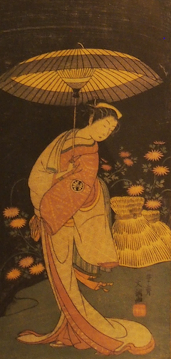 Japanese Woodblock Print 2 Image